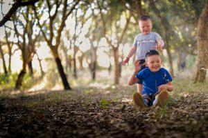 cork oak plantation National Arboretum photo session